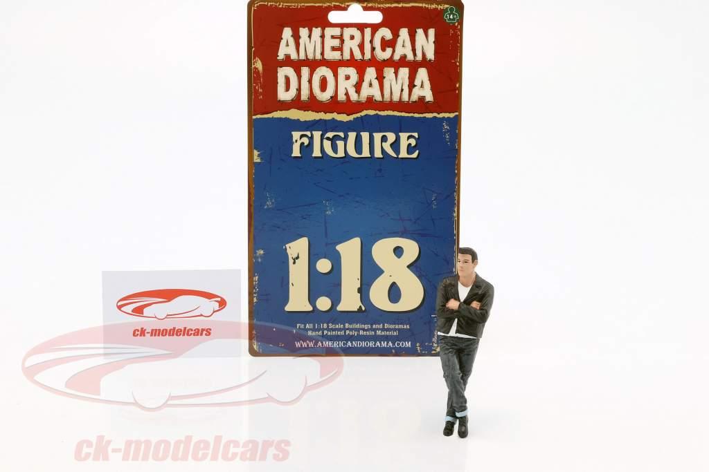 50s stile cifra I 1:18 American Diorama