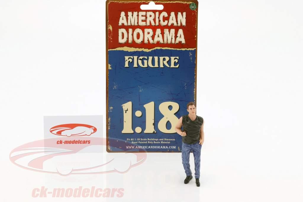 50s Style cifra III 1:18 American Diorama
