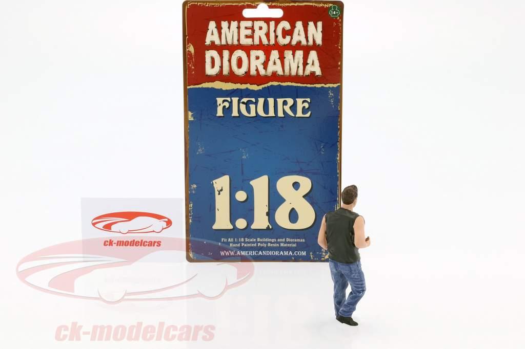50s Style figur III 1:18 American Diorama