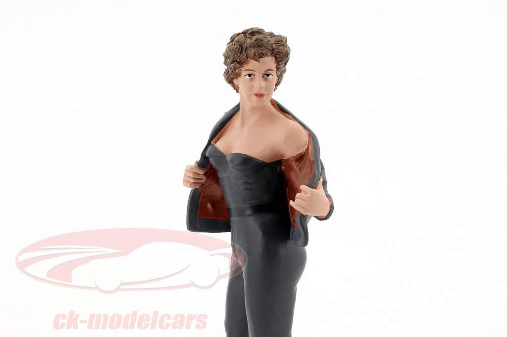 50s Style cifra II 1:18 American Diorama