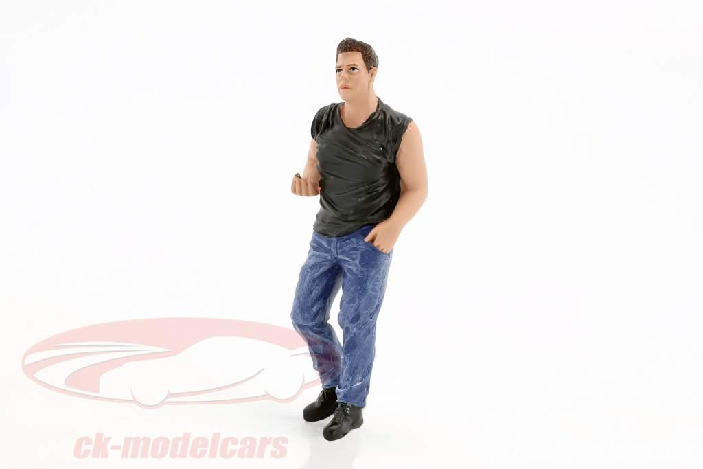 50s Style figuur III 1:18 American Diorama