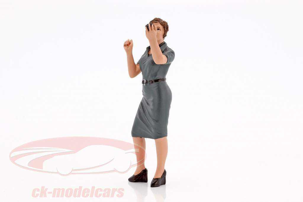 50s Style figura IV 1:18 American Diorama