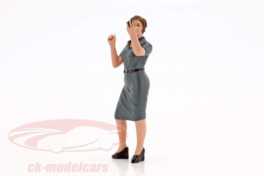 50s Style figuur IV 1:18 American Diorama