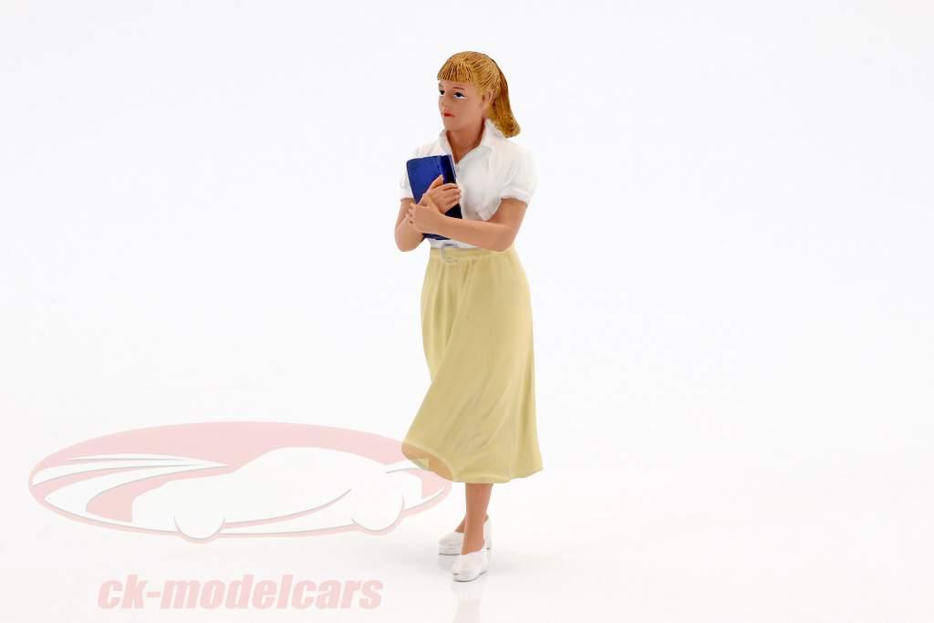 50s Style Figur VIII 1:18 American Diorama
