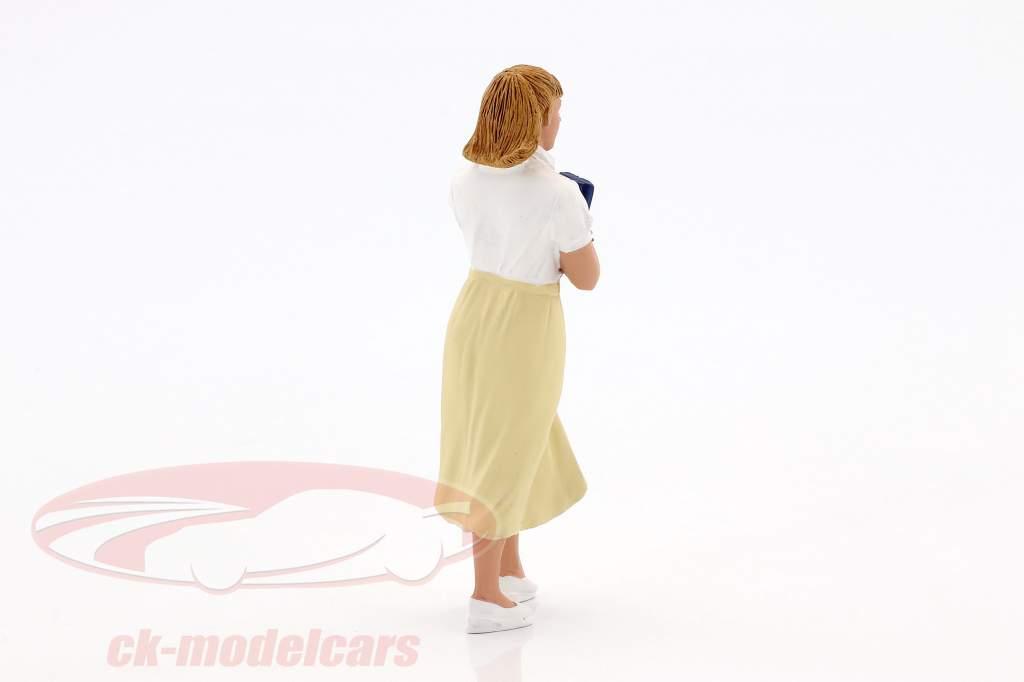 50s Style figure VIII 1:18 American Diorama