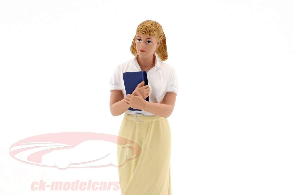 50s Style cifra VIII 1:18 American Diorama