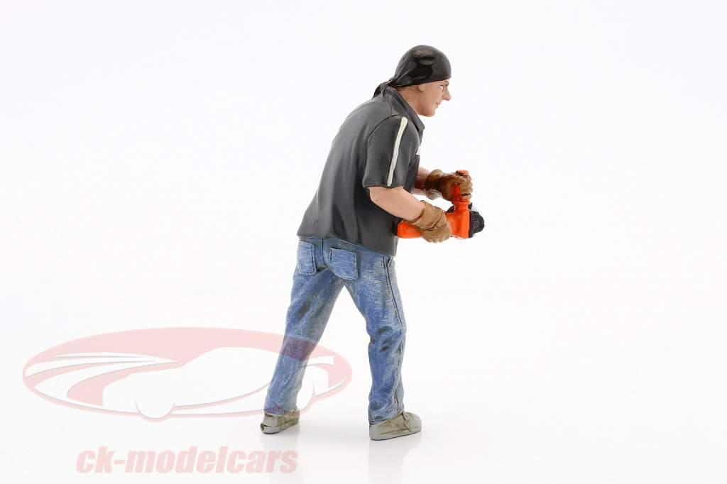 Figur Mr. Chopman 1:18 American Diorama