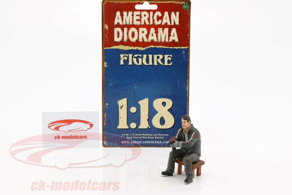 Figur Mr. Lugnut 1:18 American Diorama