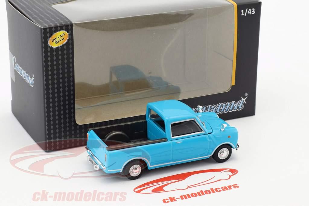 Mini Pick Up Light Blue 1:43 Cararama