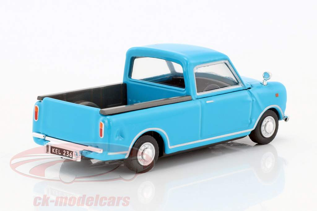 Mini Pick Up lyseblå 1:43 Cararama