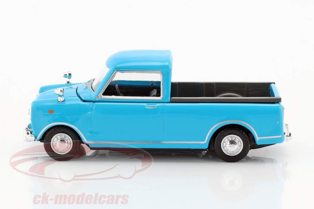 Mini Pick Up azul claro 1:43 Cararama