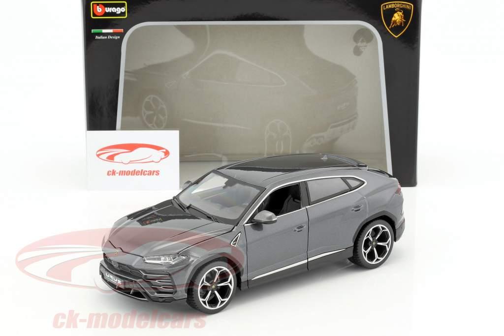 Lamborghini Urus grigio 1:18 Bburago