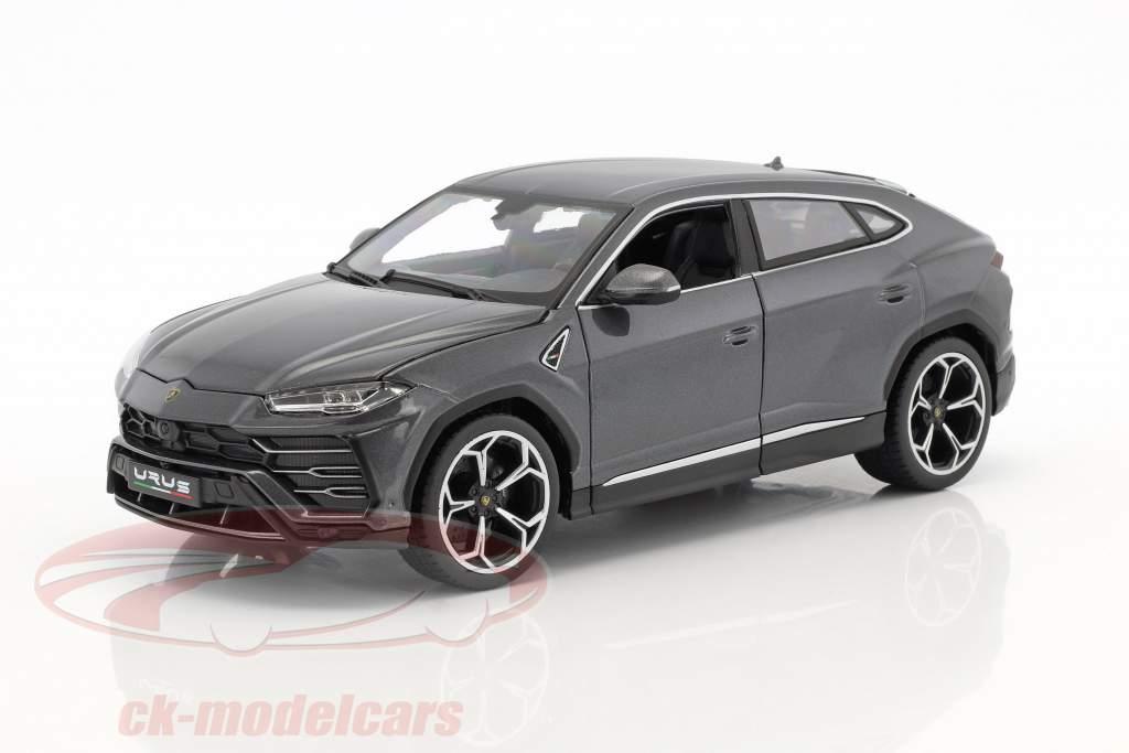 Lamborghini Urus grijs 1:18 Bburago