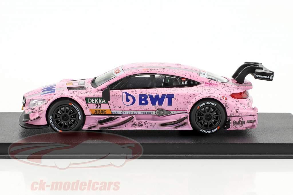 Mercedes-Benz AMG C63 DTM #22 DTM 2016 Lucas Auer 1:43 RMZ