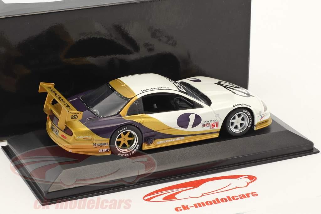 Oldsmobile Aurora #1 IMSA GTS 1996 Darin Brassfield 1:43 Minichamps