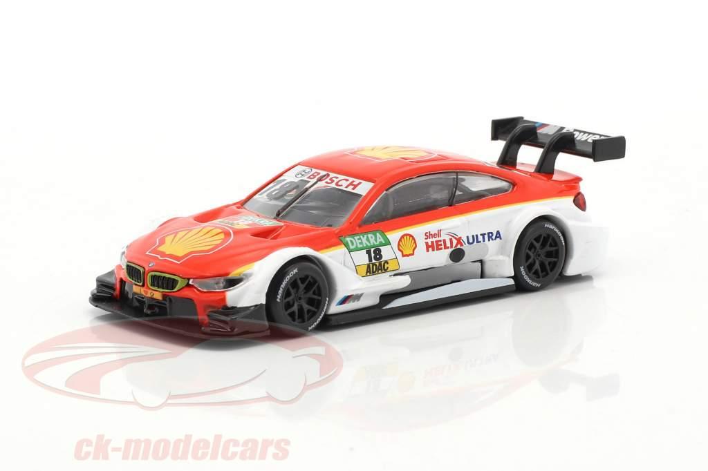 BMW M4 DTM #18 DTM 2015 Augusto Farfus 1:64 BMW
