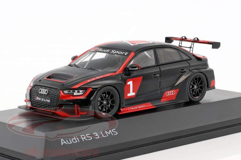 Audi RS 3 LMS #1 presentazione auto Warpaint 1:43 Spark