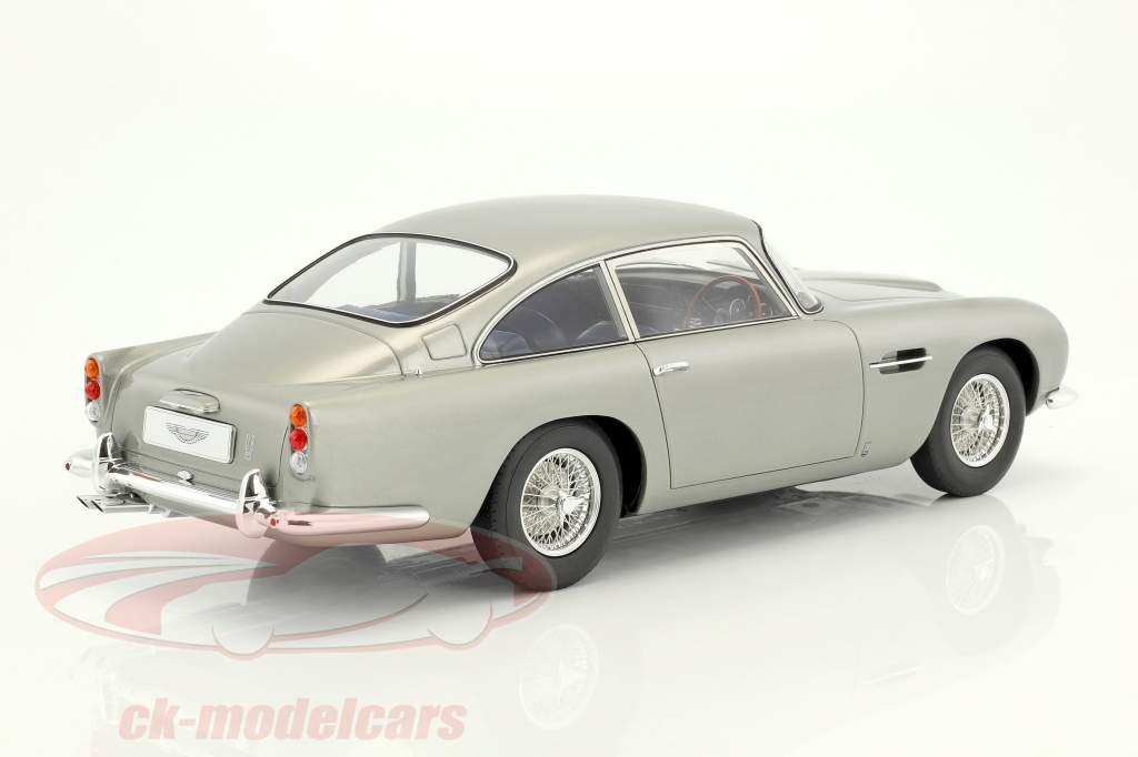gt-spirit 1:12 aston martin db5 year 1964 silver gt765 model car