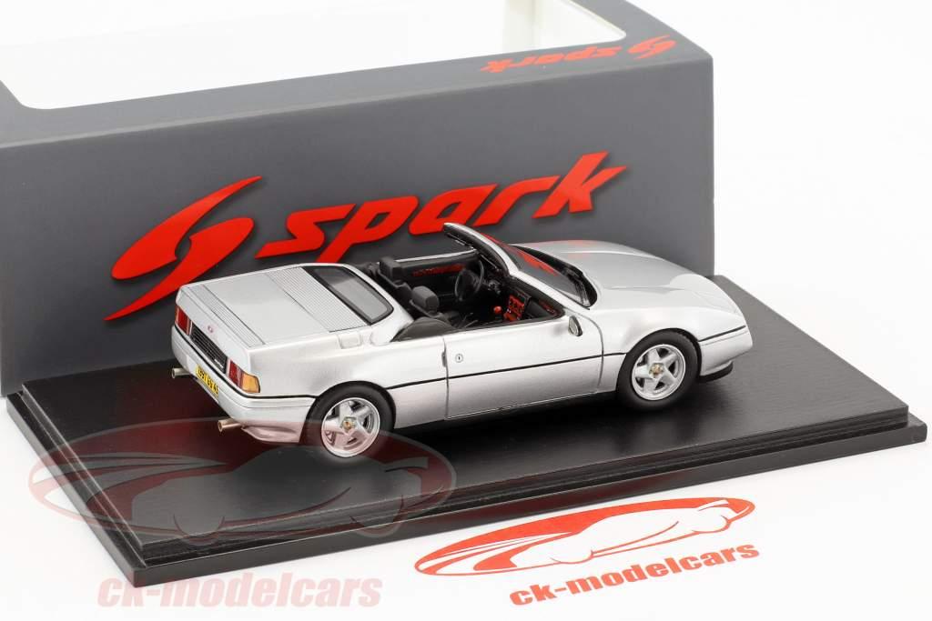 Venturi Transcup year 1990 silver 1:43 Spark