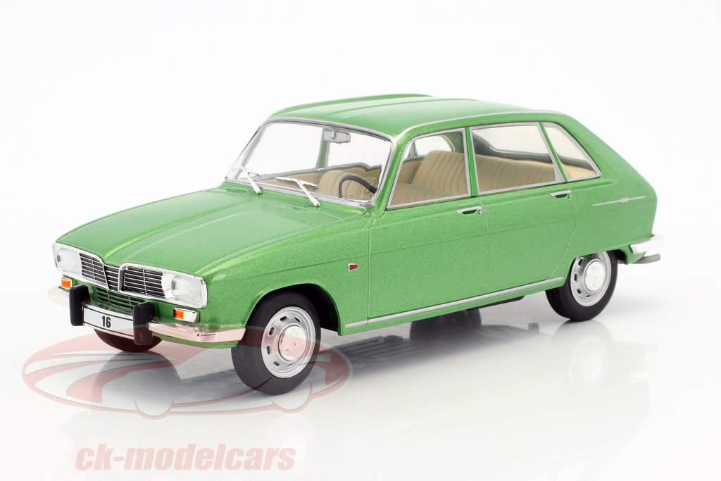 Renault 16 Baujahr 1965 hellgrün metallic 1:24 WhiteBox