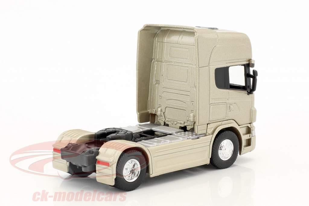 Scania V8 R730 (4x2) oro 1:64 Welly