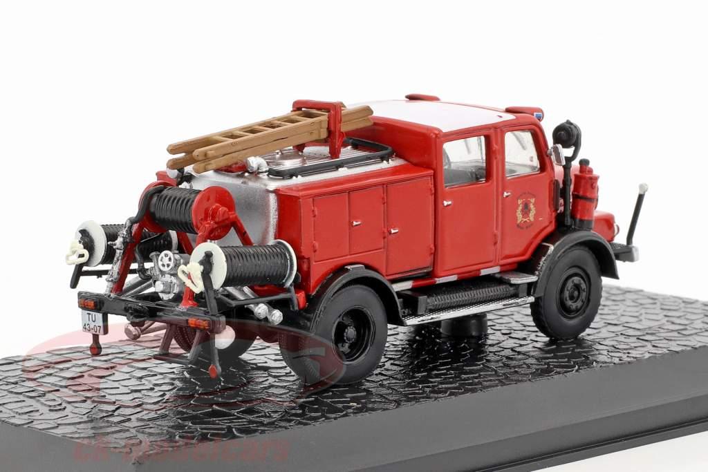 Horch H3A TLF 15 brandweer 1:72 Altaya
