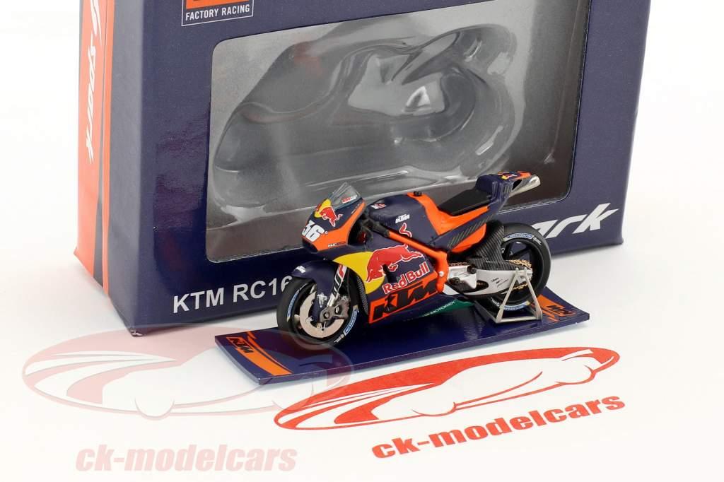 Mika Kallio KTM RC16 #36 Spanien GP MotoGP 2016 1:43 Spark