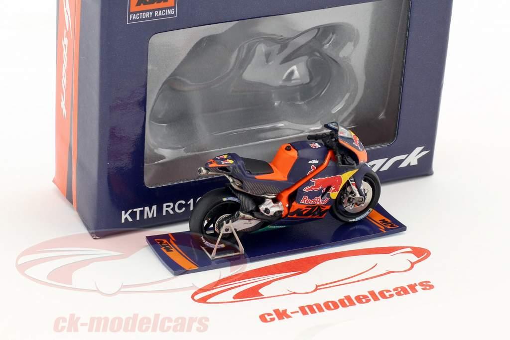 Mika Kallio KTM RC16 #36 espagnol GP MotoGP 2016 1:43 Spark