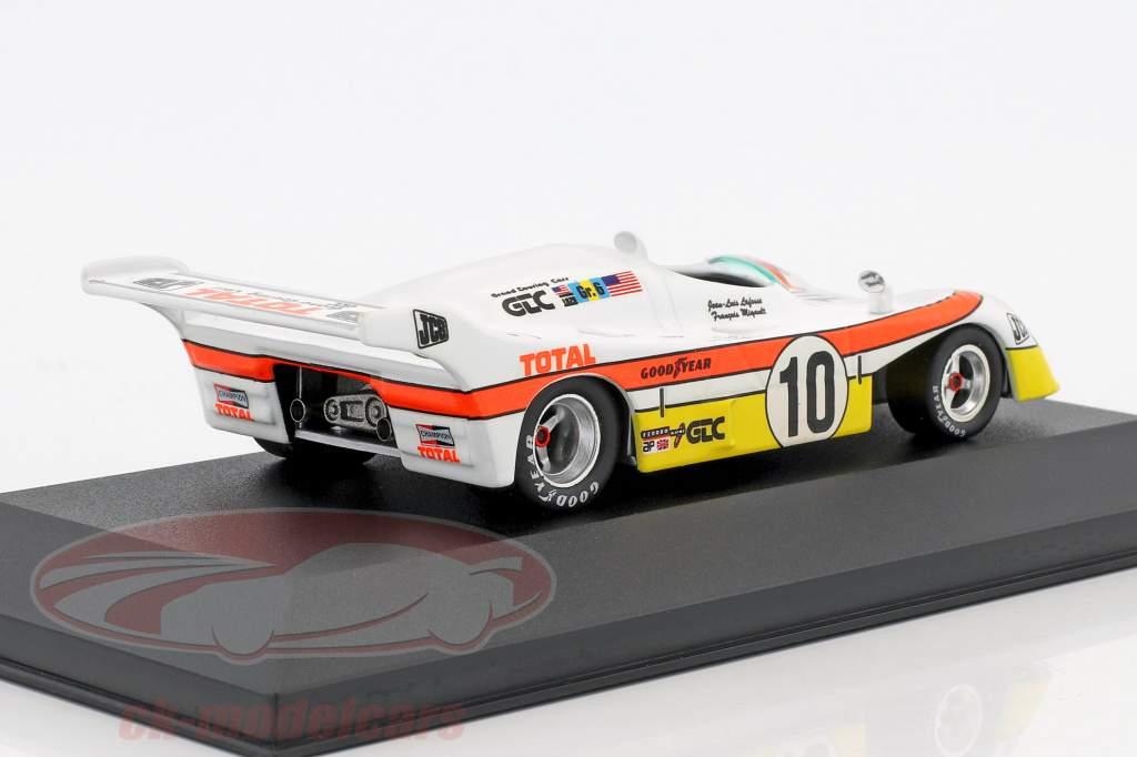 Mirage GR8 #10 2nd 24h LeMans 1976 Migault, Lafosse 1:43 Ixo