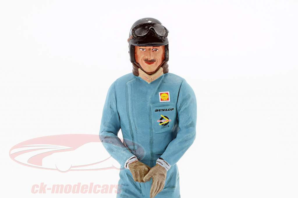 Graham Hill 24h LeMans 1964-1965 Driver Figure 1:18 LeMansMiniatures