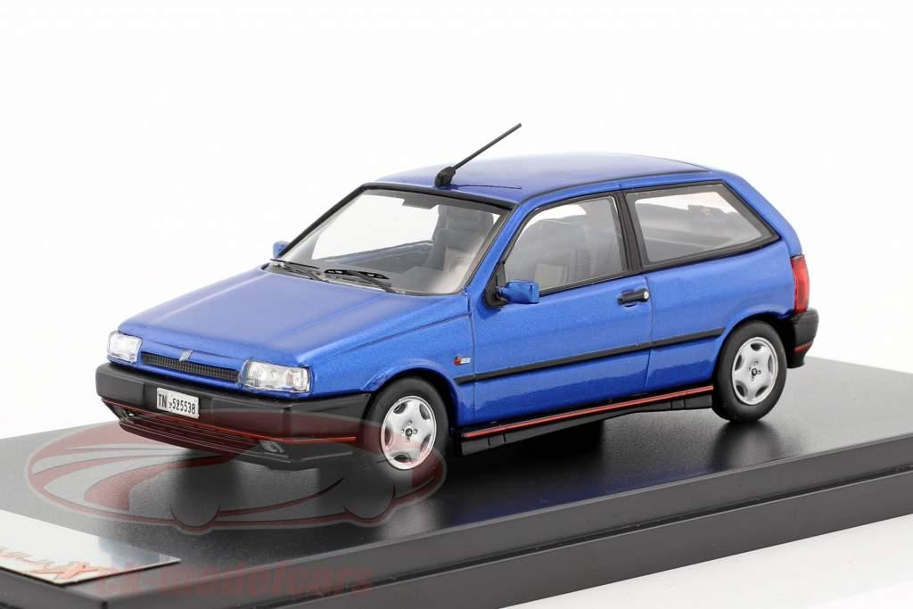 Fiat Tipo 2.0ie 16V Sedicivalvole year 1995 blue 1:43 Premium X