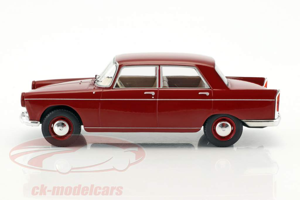 Peugeot 404 1960 Dark Red WB124024 WhiteBox 1:24 New in a box!