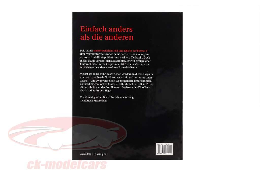 livre: Niki Lauda - von außen nach innen / de Hartmut Lehbrink et Ferdi Kräling