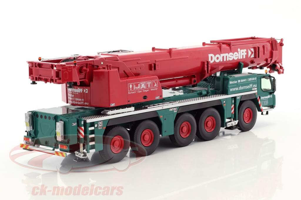 Liebherr LTM 1250-5.1 Mobilkran Dornseiff grün / rot 1:50 NZG