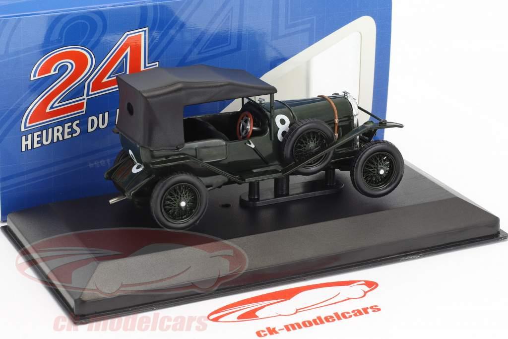 Bentley 3L #8 Vinder 24h LeMans 1924 Duff, Clement 1:43 Ixo