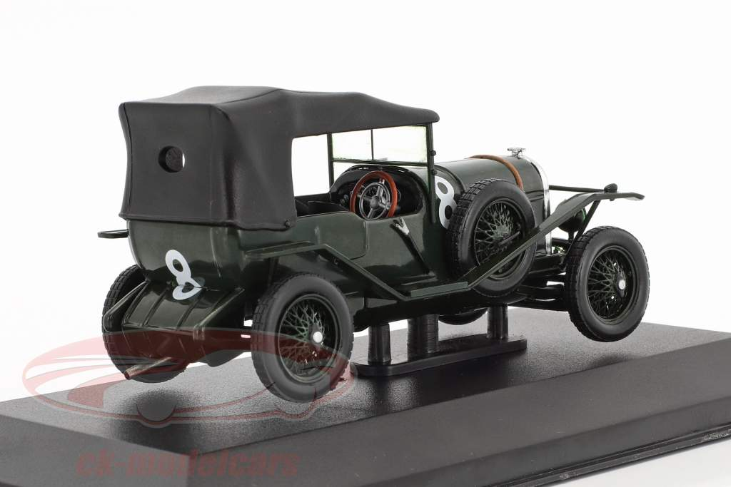 Bentley 3L #8 gagnant 24h LeMans 1924 Duff, Clement 1:43 Ixo