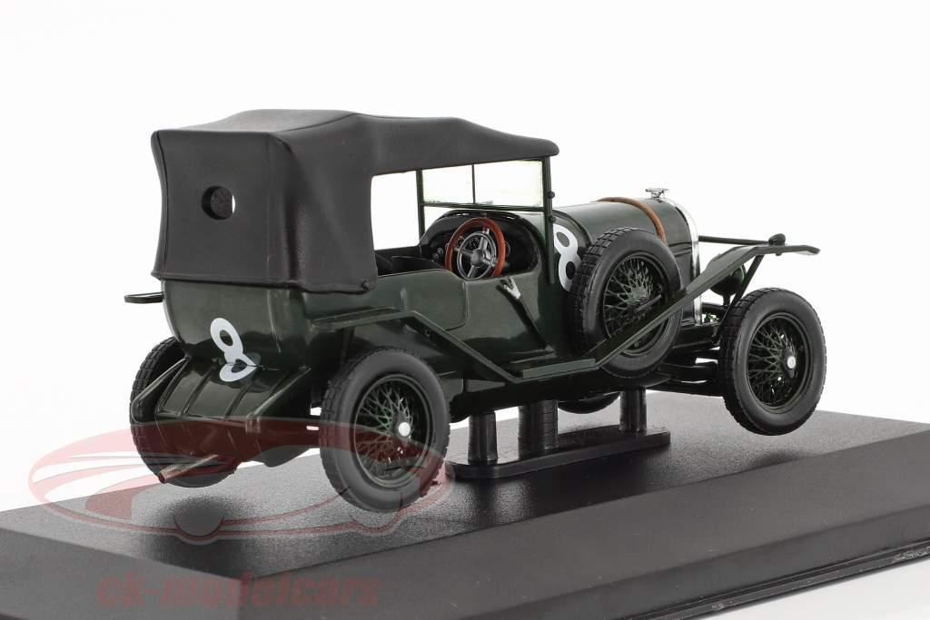Bentley 3L #8 winnaar 24h LeMans 1924 Duff, Clement 1:43 Ixo