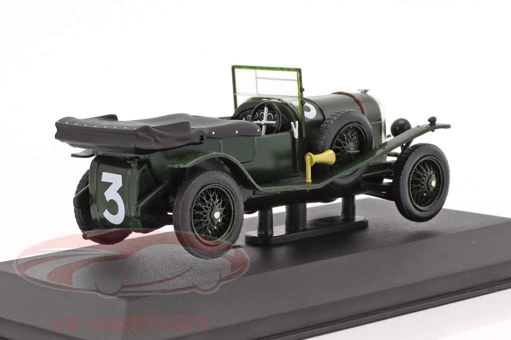 Bentley Sport 3.0 Litre #3 vencedor 24h LeMans 1927 Davis, Benjafield 1:43 Ixo