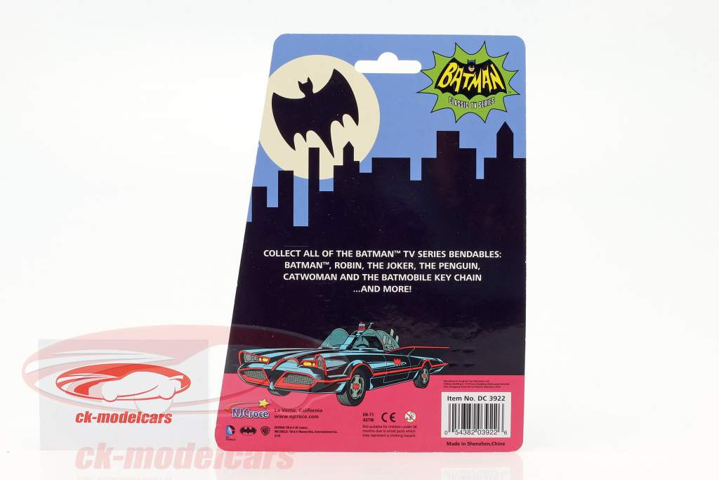 Robin cintrable figure Classic TV Series Batman (1966) 5,5 inch NJCroce