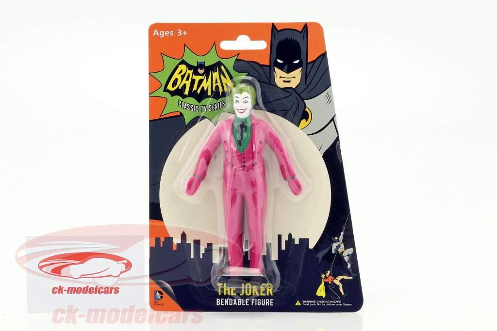 The Joker curvabile cifra Classic TV serie Batman (1966) 5,5 inch NJCroce
