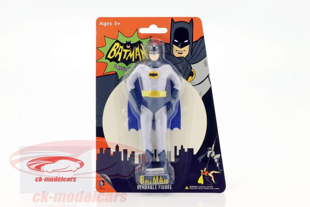 Batman curvabile cifra Classic TV serie Batman (1966) 5,5 inch NJCroce