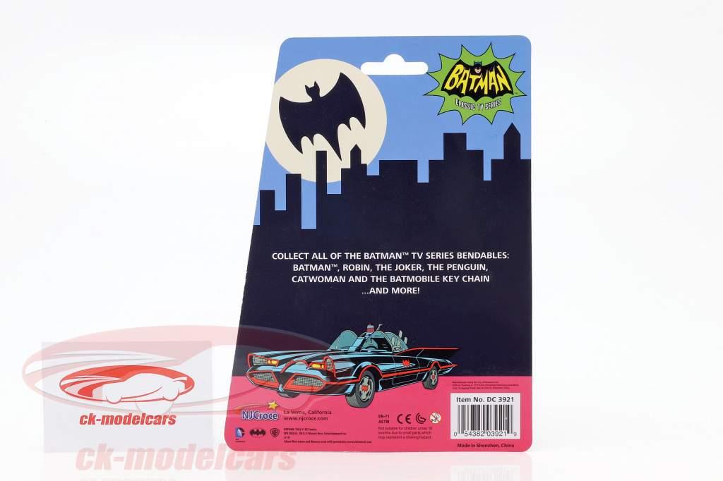 Batman cintrable figure Classic TV série Batman (1966) 5,5 inch NJCroce
