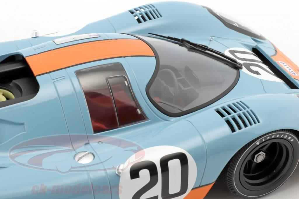 Porsche 917K #20 24h LeMans 1970 Siffert, Redman 1:12 Minichamps