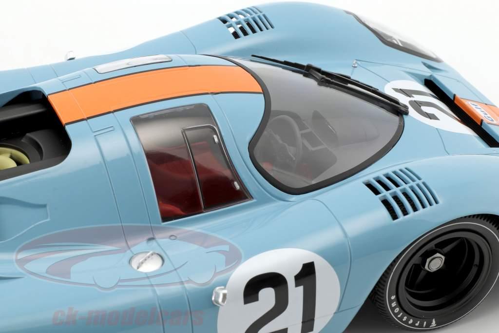 Porsche 917K #21 24h LeMans 1970 Rodriguez, Kinnunen 1:12 Minichamps