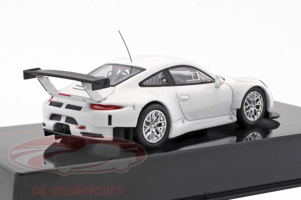 Porsche 911 GT3 R Ready to race bianco 1:43 Ixo