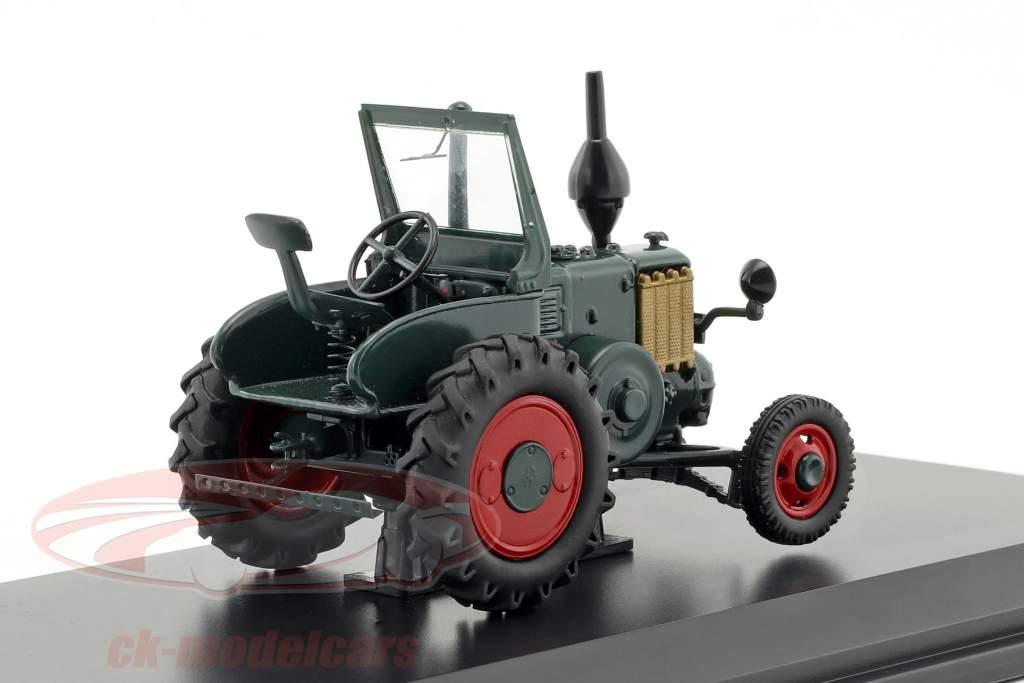 Ursus C-45 tractor dark green 1:43 Schuco