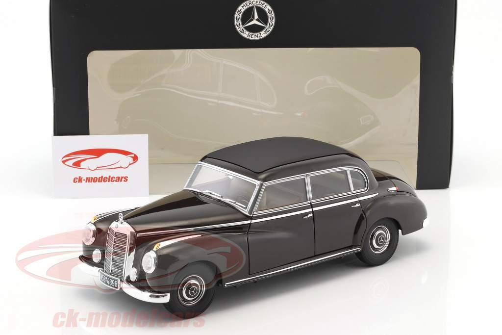 Mercedes-Benz 300 (W186) Baujahr 1954 tabakbraun 1:18 Norev