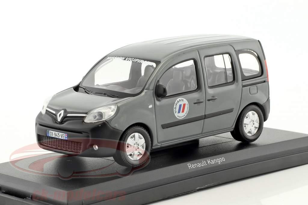 Renault Kangoo Vigipirate year 2016 Gray 1:43 Norev