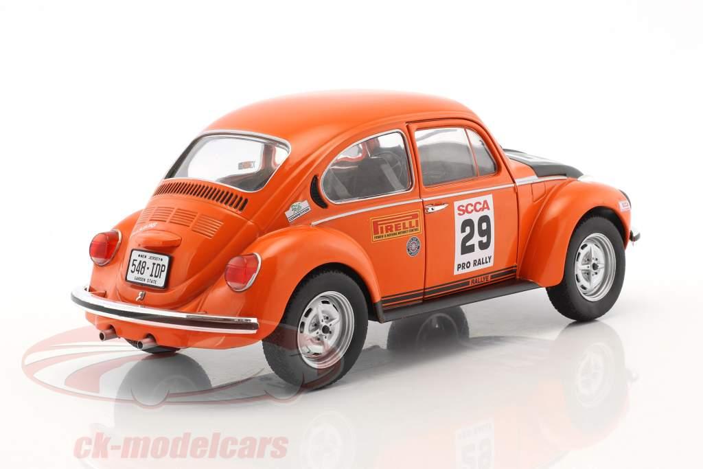 Volkswagen VW coléoptère 1303 #29 SCCA Rallye Series 1973 1:18 Solido