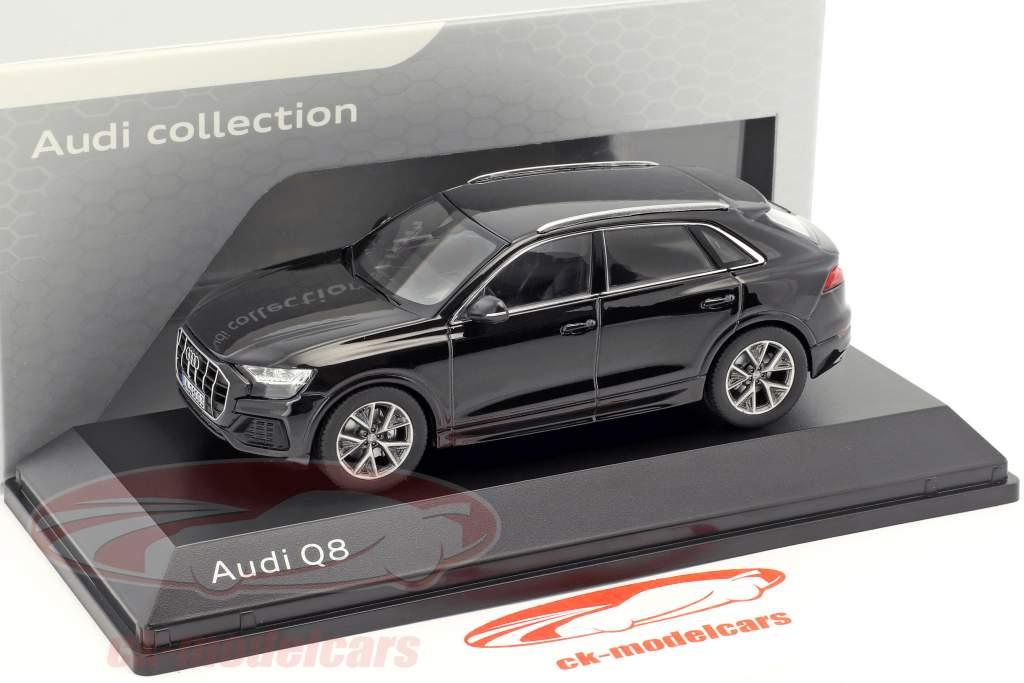Audi Q8 orca preto 1:43 Norev